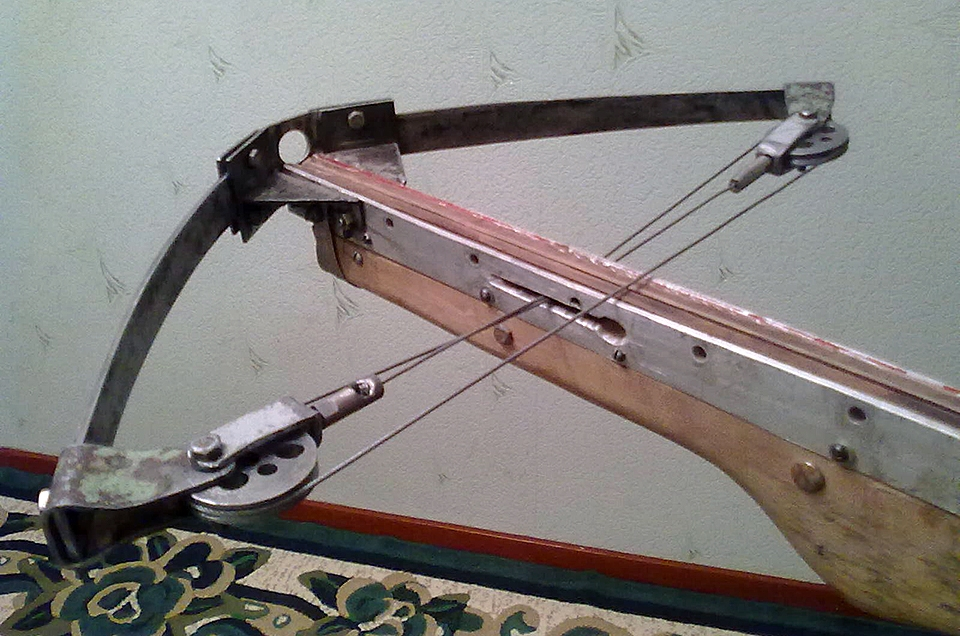 Самодельное оружие, сделанное в подпольных мастерских (38 фото) » Триникси 87
