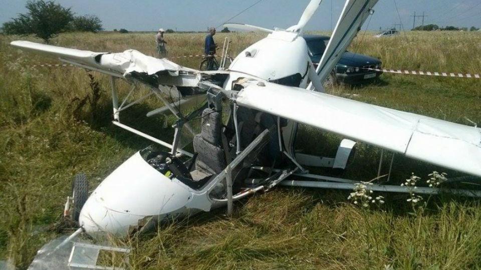 Пилотом рухнувшего под Саратовом самолета был 55-летний гражданин Белгородской области
