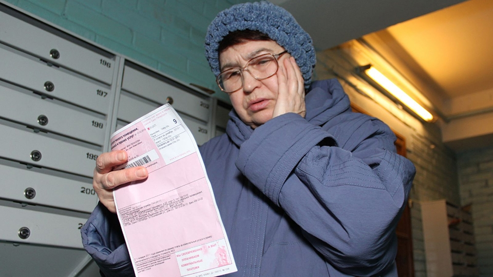 90% граждан России неустраивает качество коммунальных услуг— Опрос Счетной палаты