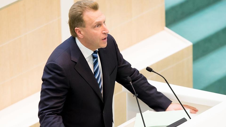 Игорь Шувалов: «Городской центр должен быть точкой притяжения людей»