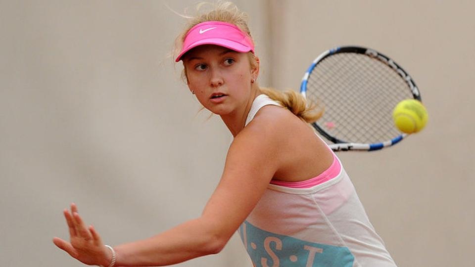 Анастасия Потапова в 3-й раз выиграла навзрослом Уимблдоне
