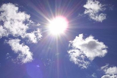 Сегодня погода практически навсей территории государства Украины будет теплой исолнечной