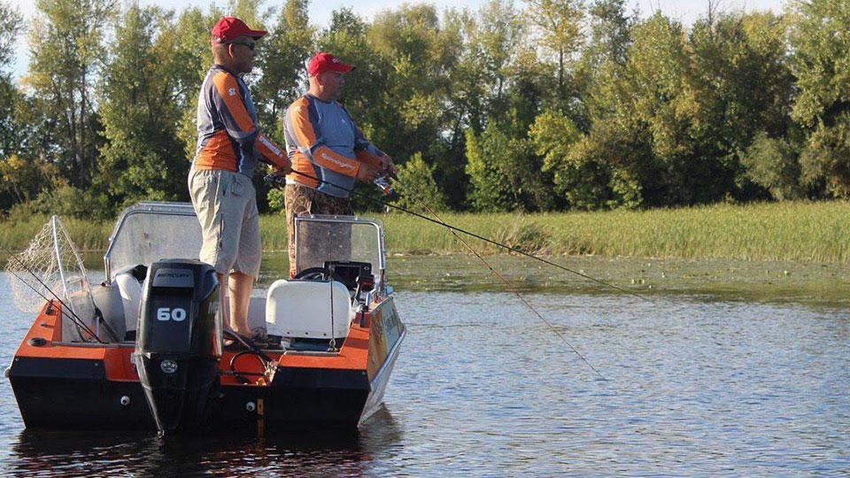 Чемпионат россии по ловле рыбы спиннингом с лодок