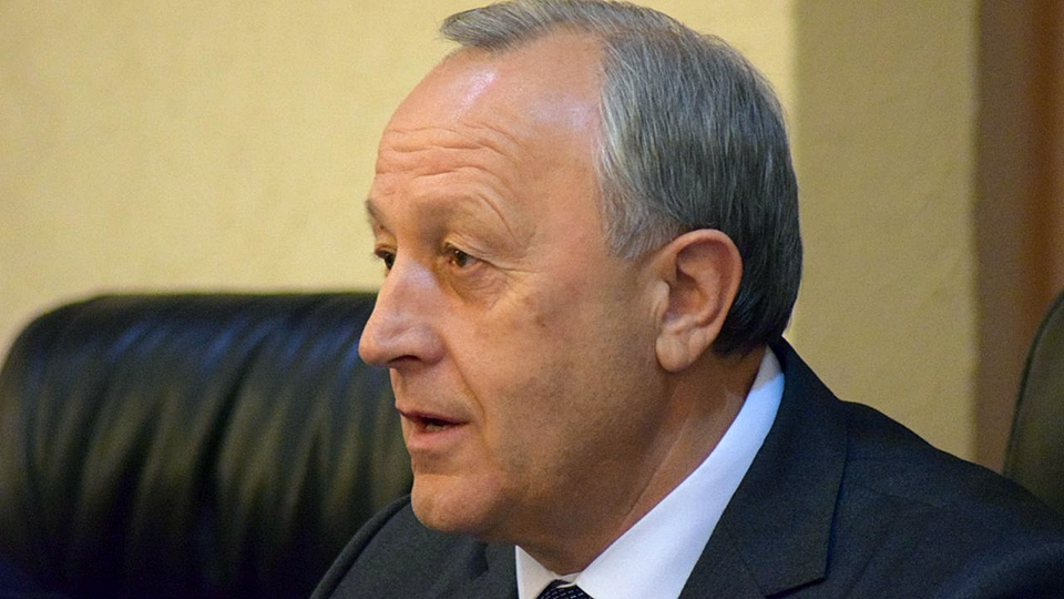 Дмитрий Азаров принял участие в совещании Правительственной комиссии порегиональному развитию