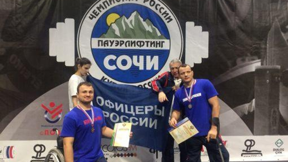 Нижегородец Ильдар Беддердинов занял первое место наКубке РФ попауэрлифтингу