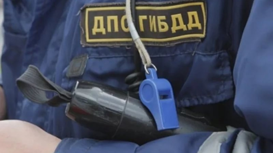 ВКазани военный следователь сбил инспектора ГИБДД