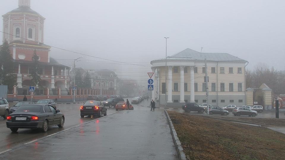 Водителей призвали косторожности на трассах из-за тумана