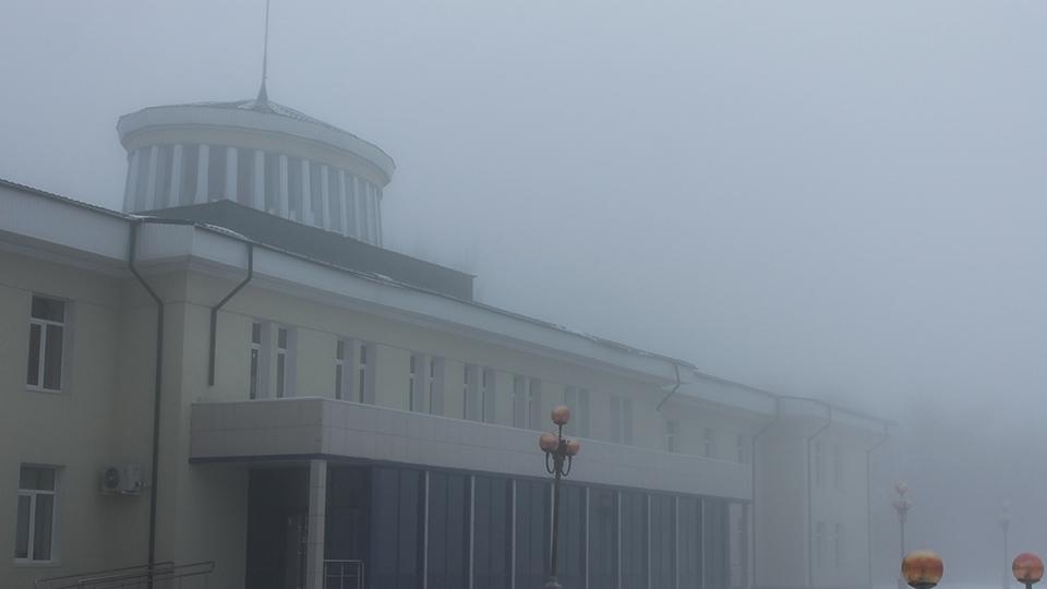 Навосемнадцать часов схвачен  рейс изСаратова в российскую столицу