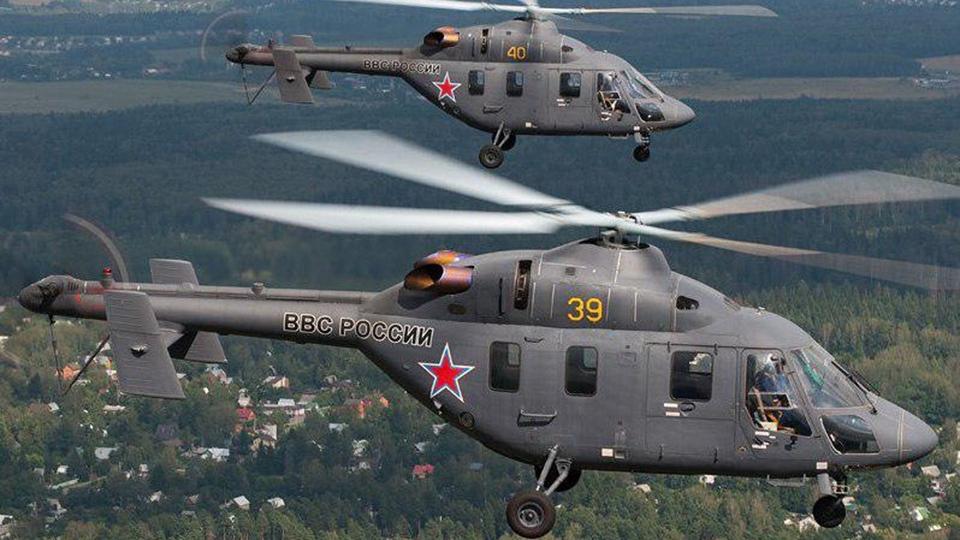 Наавиабазу под Саратовом поступят 5 новых вертолетов