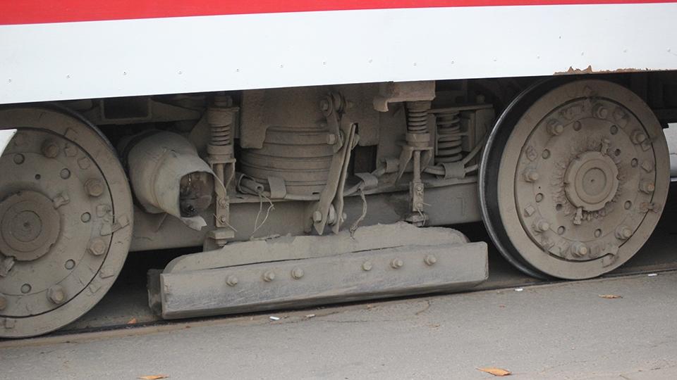 ВЛенинском районе трамвай насмерть задавил пешехода