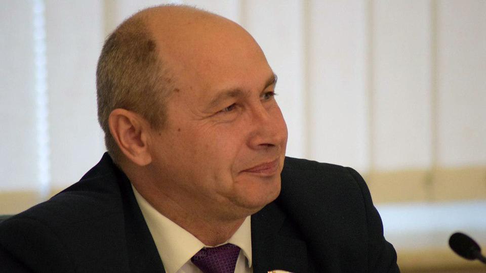 Алексея Решетникова единогласно выбрали главой ХвалынскогоМР