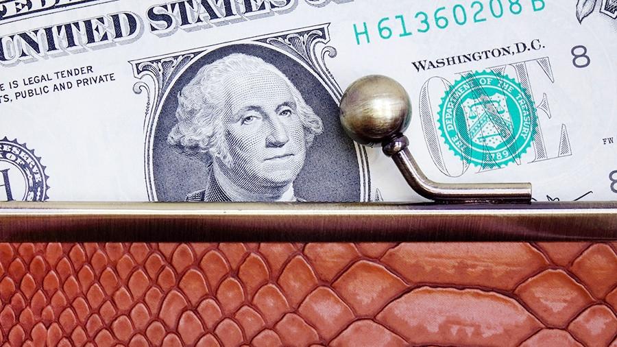 Жители России  стали больше торговать  иностранной валюты