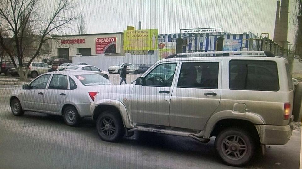 Женщина-водитель доставлена вбольницу после столкновения с«Патриотом»