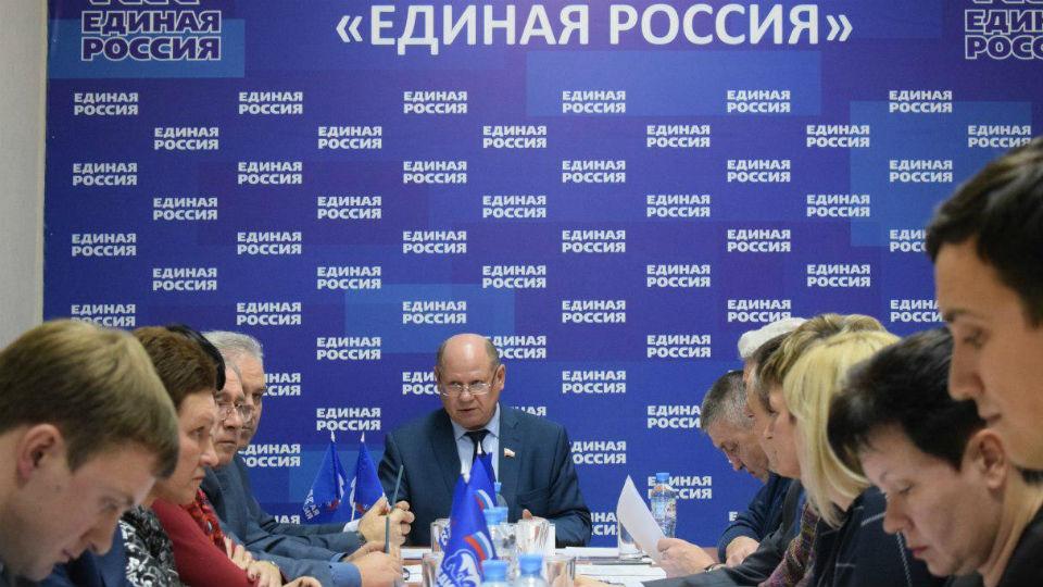 Сергей Демин исключен из«Единой России» задискредитацию партии