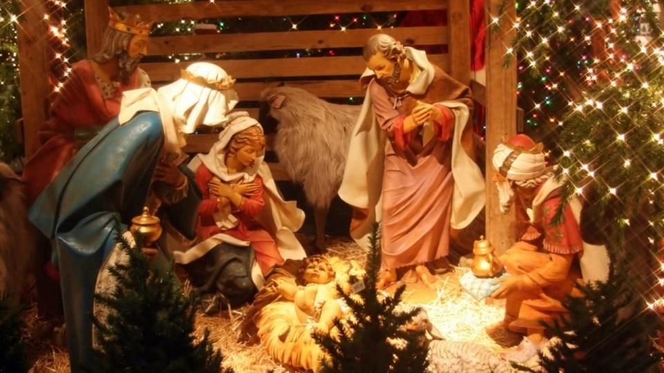 Сегодня православные празднуют Рождество Христово