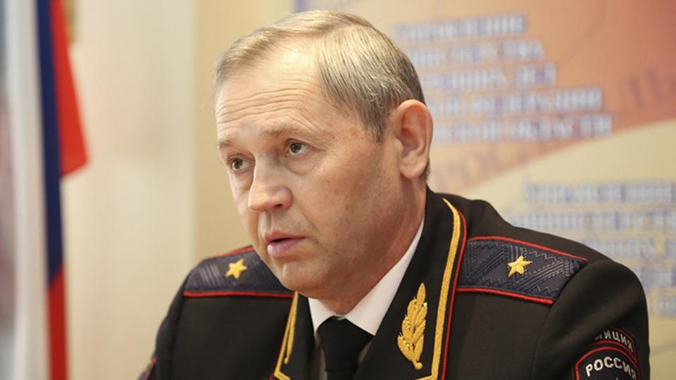 Начальником саратовскогоГУ МВД стал Николай Трифонов