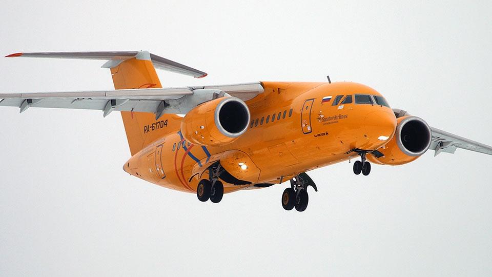Пилоты Ан-148 пренебрегли дорожной картой иневключили обогрев приемников