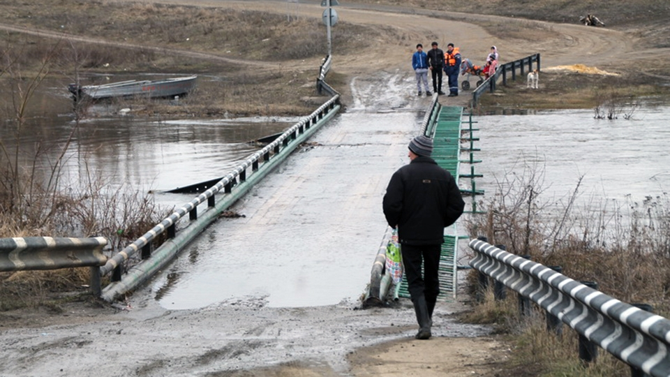 Неменее 200 приусадебных участков вСаратовской области оказались подтоплены