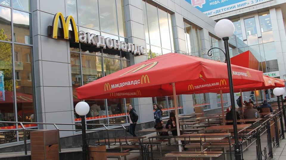 Приставы закрыли «Макдоналдс», «Детский мир» и«Арену»