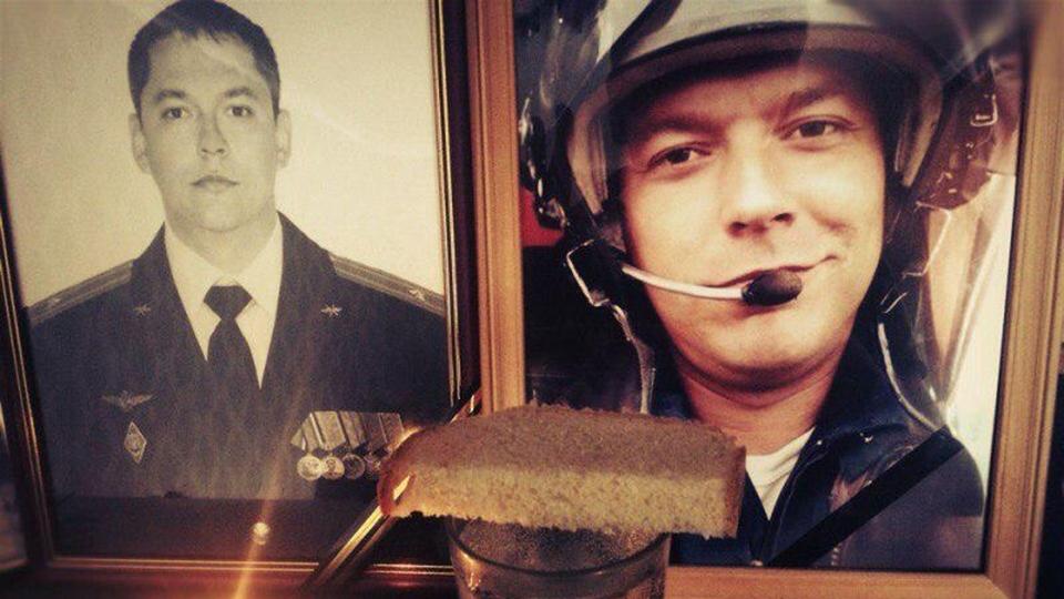 Всаратовском Парке Победы увековечат память погибшего вСирии русского пилота