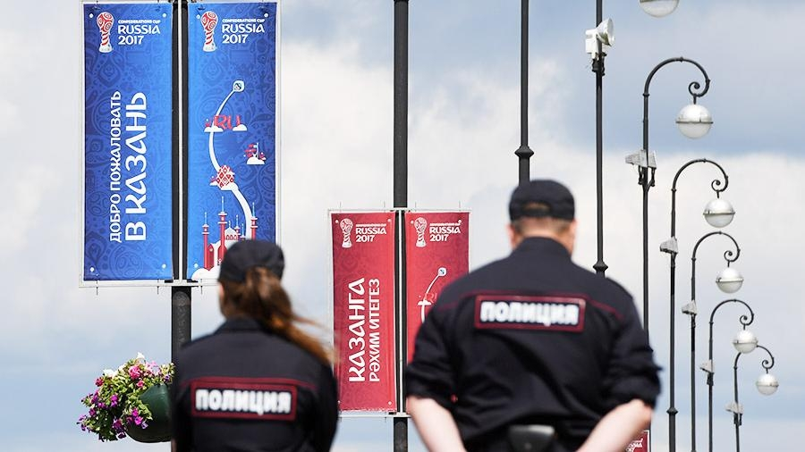 Россиян обязали уведомлять полицию при поездках в города ЧМ-2018 808   17 мая 17:29