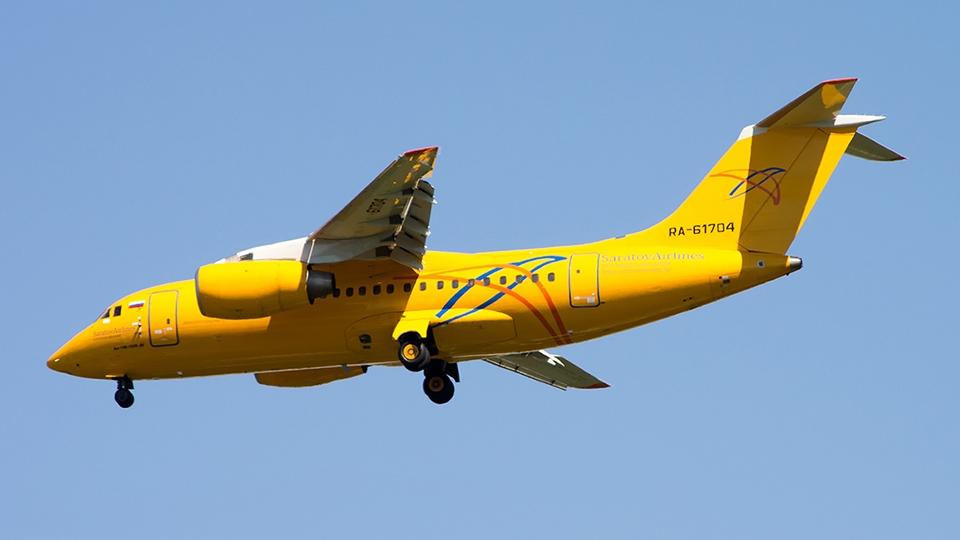 Авиакомпания «Саратовские авиалинии» объявила оботмене всех рейсов с30мая