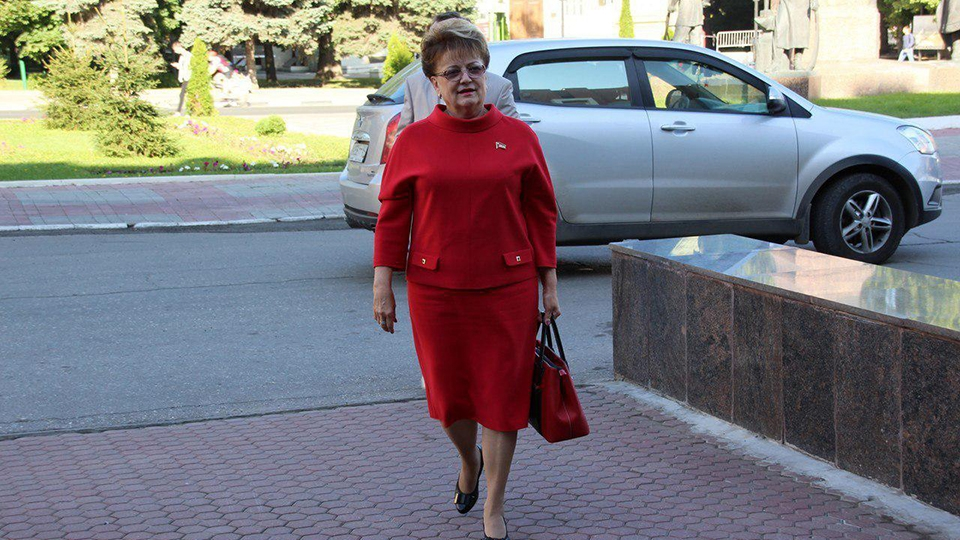 Ольга Алимова идет на довыборы в Госдуму по Саратовскому округу
