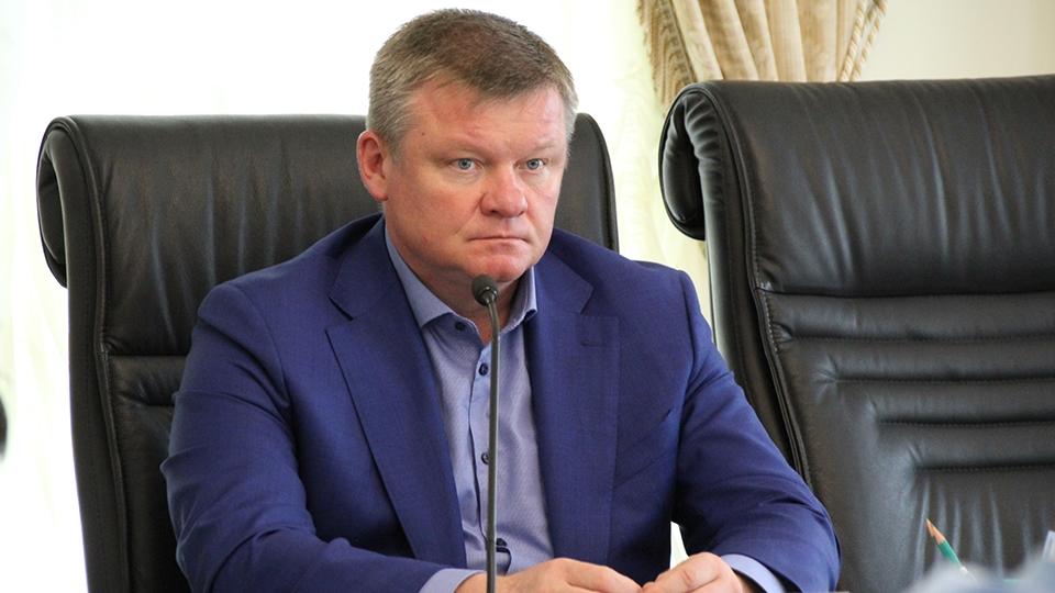 мэр г. Саратова Михаил Исаев