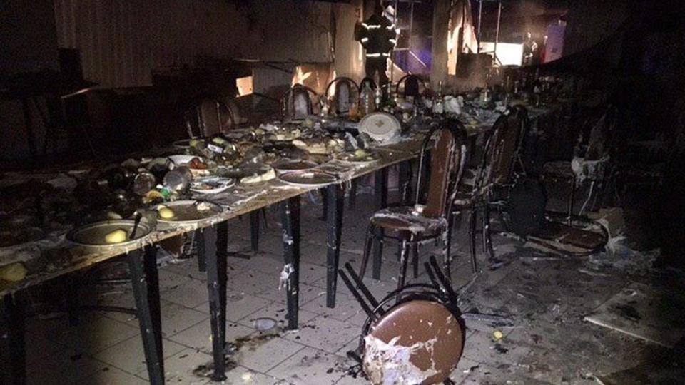 378c649ec Скончалась вторая жертва взрыва в кафе