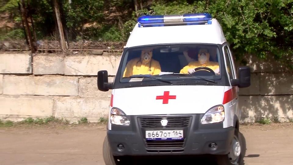 Жительница Саратова призывает остановить травлю врачей в соцсетях