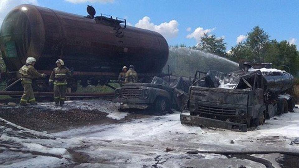 За гибель четырех военнослужащих на станции Сенная в Саратовской области ответит прапорщик