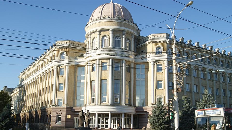В Саратове студенты СГУ ушли на дистанционное обучение